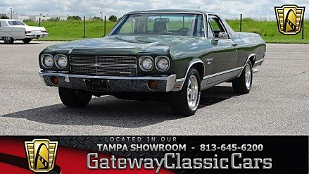 1970 Chevrolet El Camino for sale 101026567