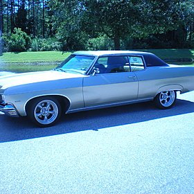 1970 Chevrolet Impala for sale 100772671