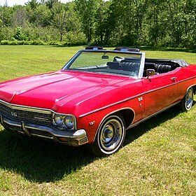 1970 Chevrolet Impala for sale 100784463