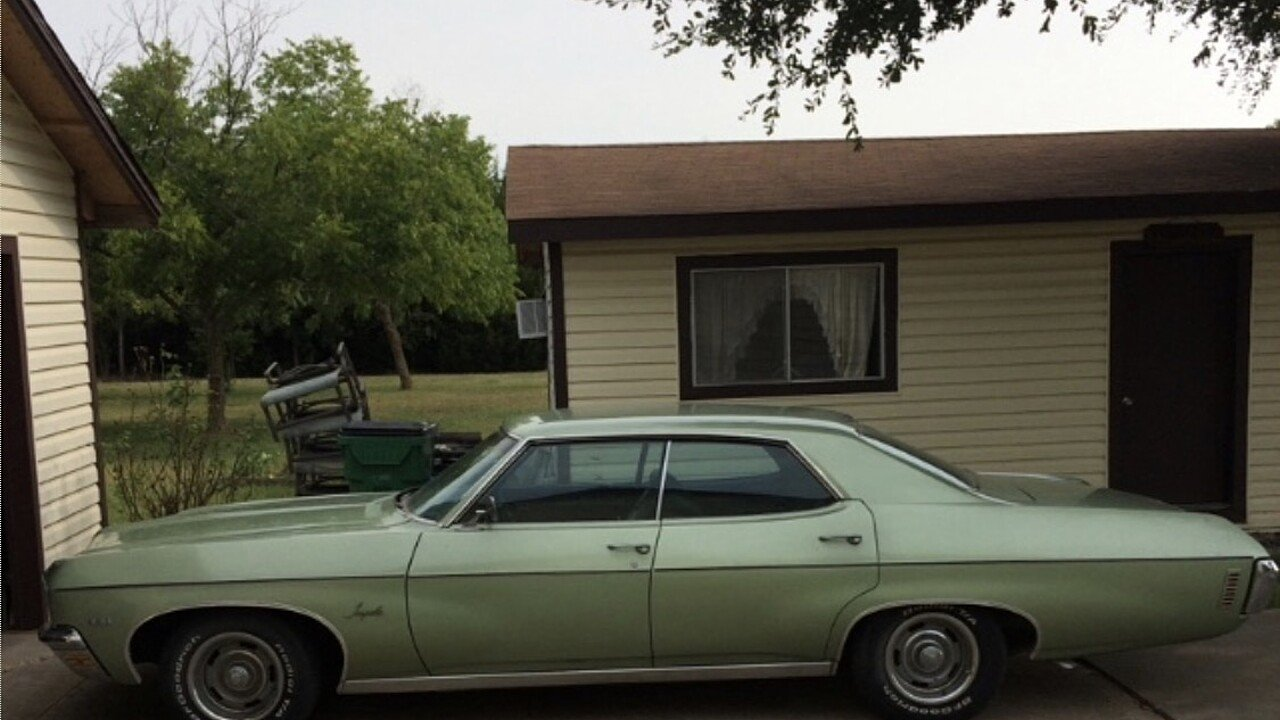 1970 Chevrolet Impala for sale 100877426