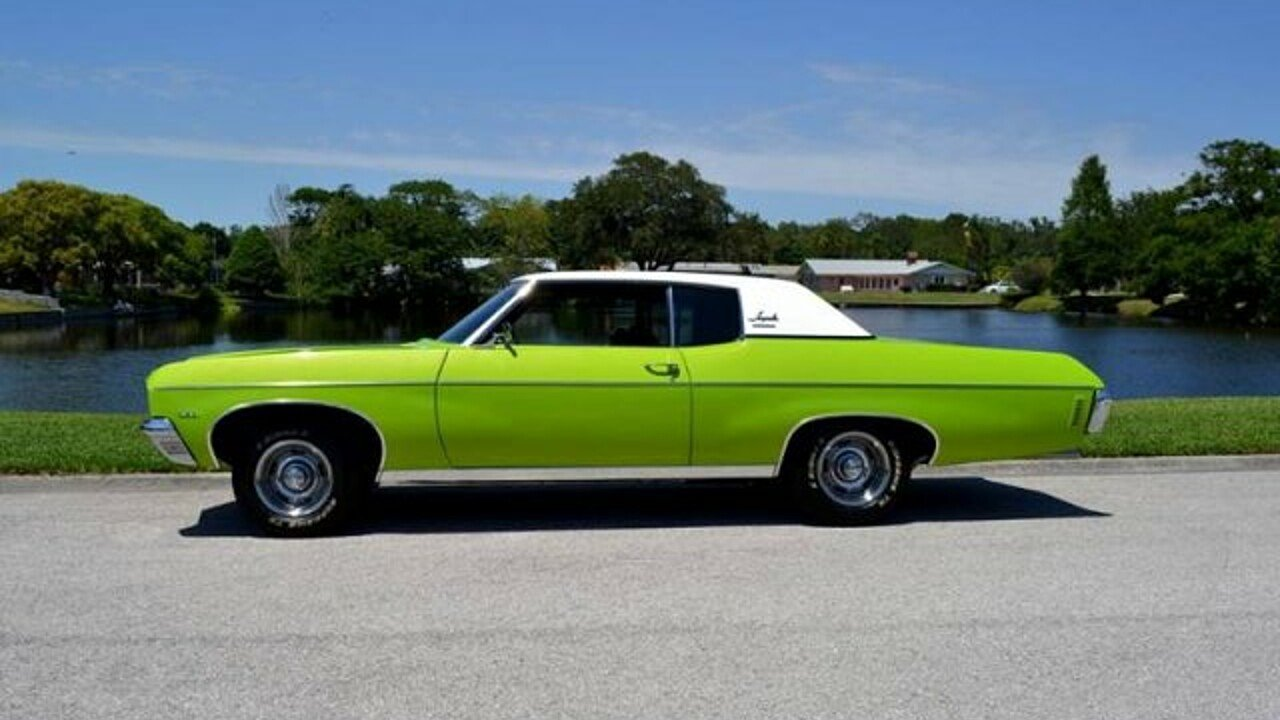 Chevrolet Impala For Sale Near Clearwater Florida - Classic car show clearwater fl