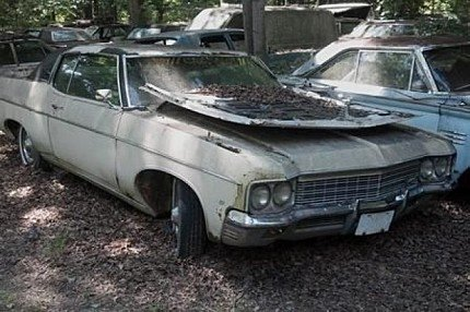 1970 Chevrolet Impala for sale 100825172