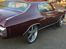 1970 Chevrolet Malibu Coupe for sale 101047412