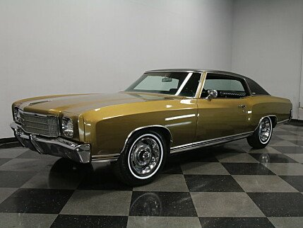1970 Chevrolet Monte Carlo for sale 100761433