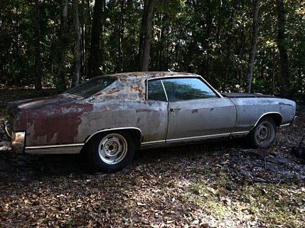 1970 Chevrolet Monte Carlo for sale 100825029