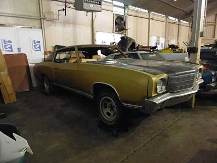 1970 Chevrolet Monte Carlo for sale 100840996