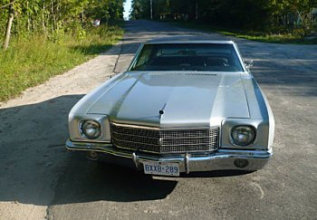 1970 Chevrolet Monte Carlo for sale 100791555