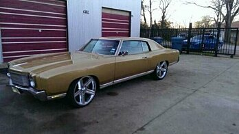 1970 Chevrolet Monte Carlo for sale 100825335