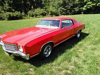 1970 Chevrolet Monte Carlo for sale 100825502