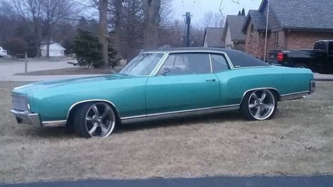 1970 Chevrolet Monte Carlo for sale 100974456