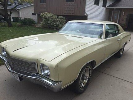 1970 Chevrolet Monte Carlo for sale 100868317