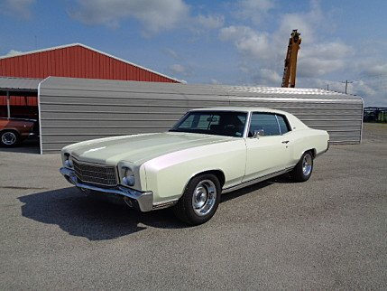 1970 Chevrolet Monte Carlo for sale 100896540