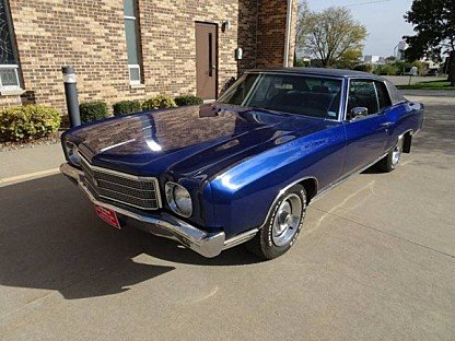 1970 Chevrolet Monte Carlo for sale 100919226