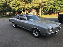 1970 Chevrolet Monte Carlo LS for sale 100962526