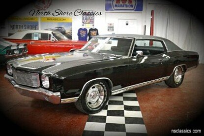 1970 Chevrolet Monte Carlo for sale 100962879