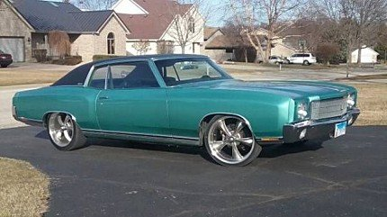 1970 Chevrolet Monte Carlo for sale 100985514