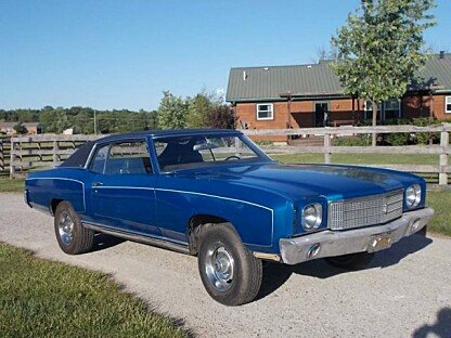 1970 Chevrolet Monte Carlo for sale 100993948