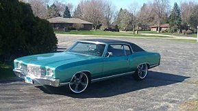 1970 Chevrolet Monte Carlo for sale 101001442