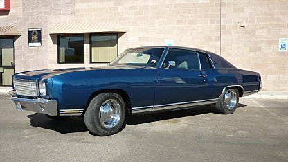 1970 Chevrolet Monte Carlo for sale 101022926