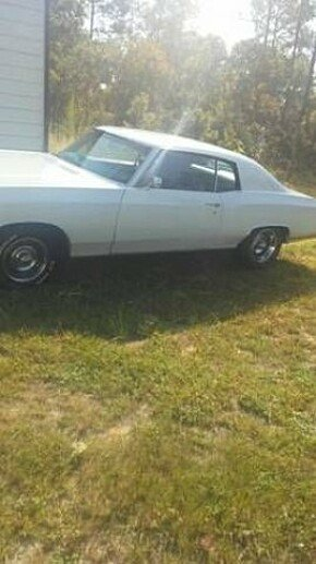 1970 Chevrolet Monte Carlo for sale 101026103