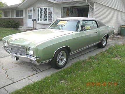 1970 Chevrolet Monte Carlo for sale 101030597