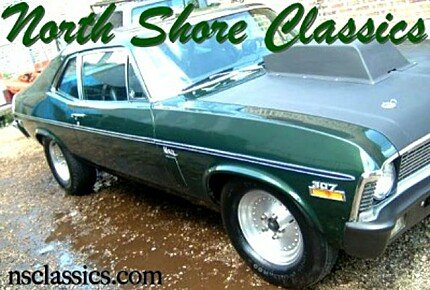 1970 Chevrolet Nova for sale 100840188