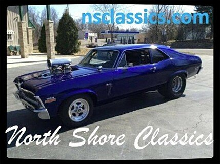 1970 Chevrolet Nova for sale 100840206