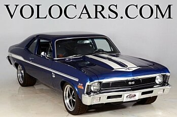 1970 Chevrolet Nova for sale 100841778