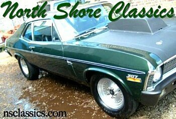 1970 Chevrolet Nova for sale 100775930