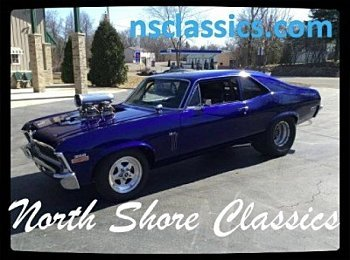 1970 Chevrolet Nova for sale 100787052