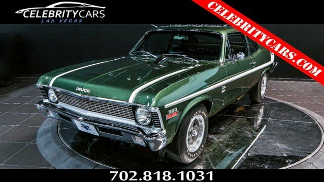 1970 Chevrolet Nova for sale near Las Vegas, Nevada 89139 - Classics ...