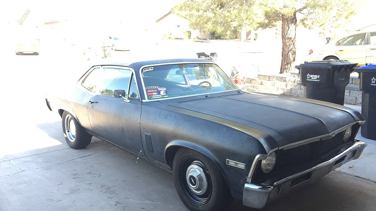 1970 Chevrolet Nova for sale 100884845