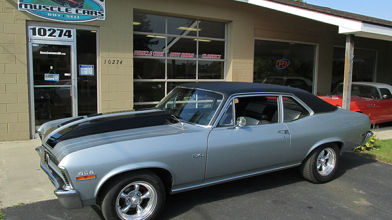 1970 Chevrolet Nova for sale 101043317