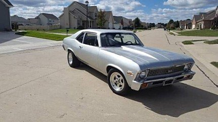 1970 Chevrolet Nova for sale 100825741