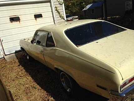 1970 Chevrolet Nova for sale 100831174