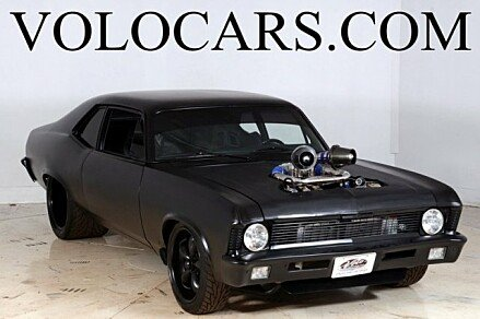 1970 Chevrolet Nova for sale 100841779
