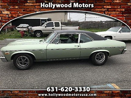 1970 Chevrolet Nova for sale 100870581