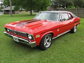1970 Chevrolet Nova for sale 100872172