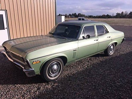 1970 Chevrolet Nova for sale 100874309