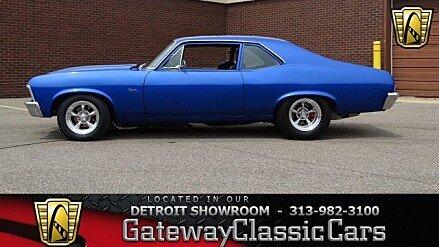 1970 Chevrolet Nova Classics For Sale Classics On Autotrader