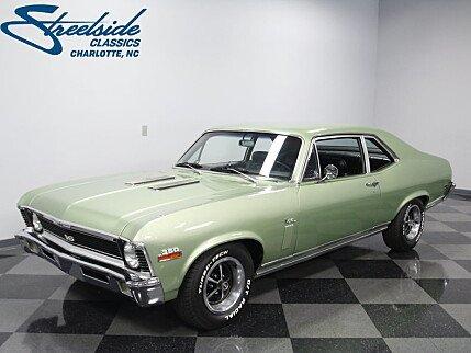 1970 Chevrolet Nova for sale 100915794