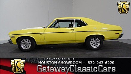 1970 Chevrolet Nova for sale 100920491
