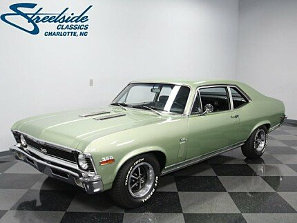 1970 Chevrolet Nova for sale 100930613