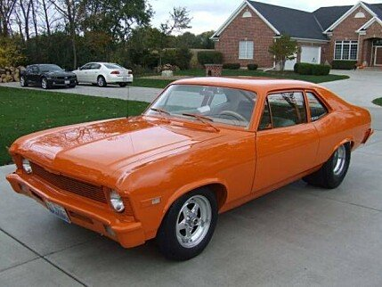 1970 Chevrolet Nova for sale 100943872