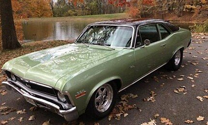 1970 Chevrolet Nova for sale 100947552