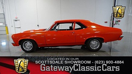 1970 Chevrolet Nova for sale 100964630
