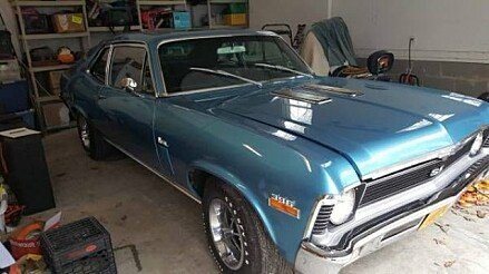 1970 Chevrolet Nova for sale 100977043