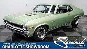 1970 Chevrolet Nova for sale 100977995