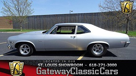 1970 Chevrolet Nova for sale 100981926