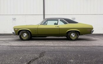 Chevrolet Nova Muscle Cars And Pony Cars For Sale Classics On - Muscle cars for sale